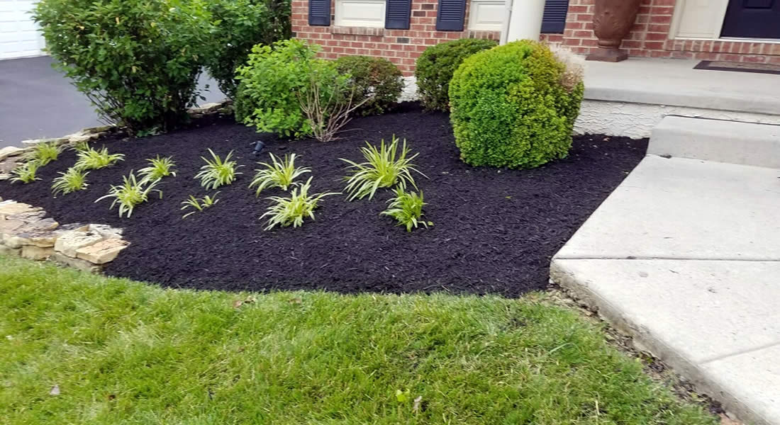 Perfect Lawn Mowing Chester Springs Mulch And Flower Bed Maintenance Chester  Springs ...