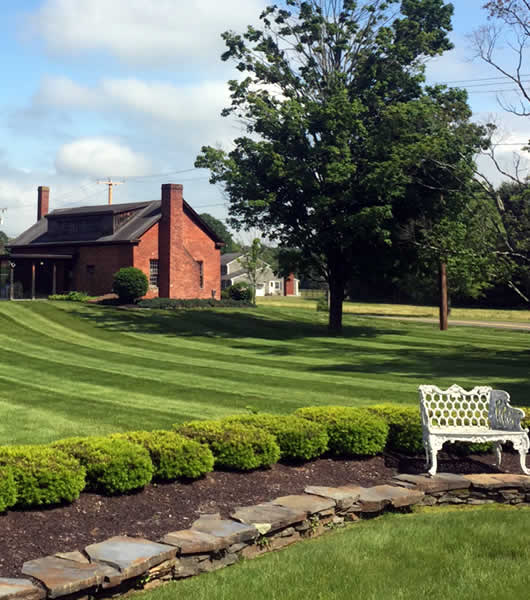 Residential Lawn Care Services Chester Springs PA
